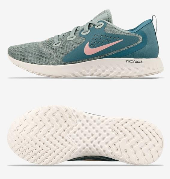 Nike LunarConverge Running Shoe Grey Mint White online retailer 02ef9  31000  Nike Sneakers feature Lightweight, strategically placed mesh  enhances airflow ... 225a2ea7a9