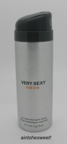 Very sexy for him body spray