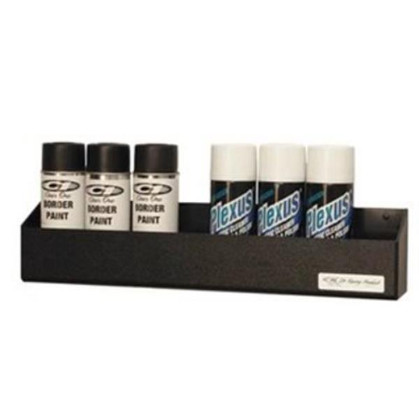 Clear One Racing Trailer Accessories 12 Aerosol Can Shelving TC118