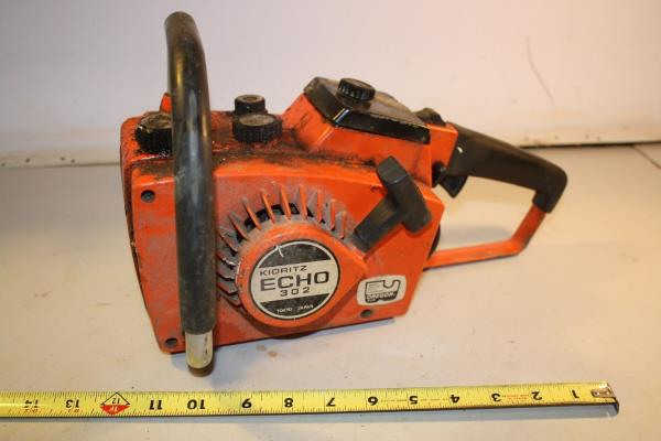 Vintage echokioritz cs 302 chain saw runs and die ebay vintage echokioritz cs 302 chain saw runs and die greentooth Gallery