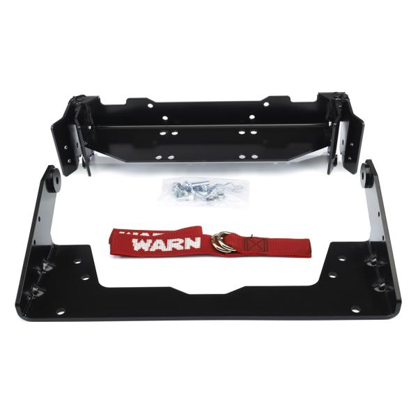 WARN 92156 UTV Front Plow Mount for Yamaha Viking 2014-18