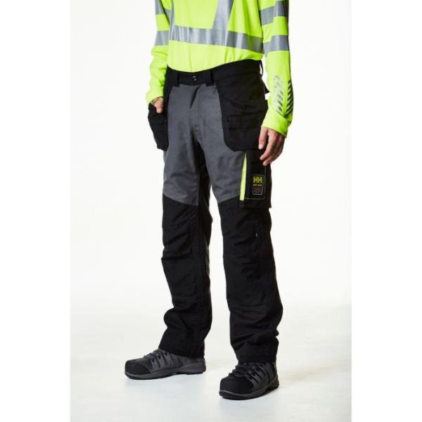 Work jacket polyester cotton for construction HZ