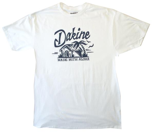Details about DAKINE Made with Aloha T-Shirt HAWAIIAN (S) Surf Wear by  Billabong Da Kine! NEW!