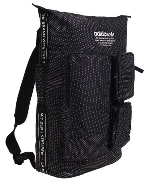 sprzedawane na całym świecie Pierwsze spojrzenie nowy autentyczny Details about Adidas NMD Backpack Bags Sports Black Unisex Running School  Casual Bag CE5616