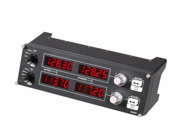 Details about NEW Original Saitek Pro Flight Radio Panel PZ69 Controller  for MS Flight Sim X