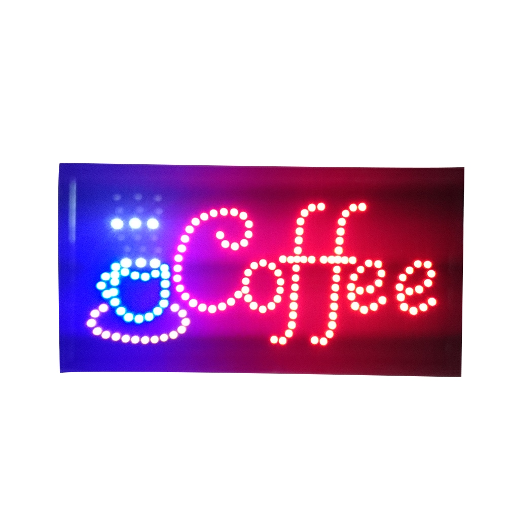 Security & Protection Access Control Kits Open Sign Led Displays Neon Lights Led Animated Open Sign Customers Attractive Sign Store Shop Sign 220v El Products