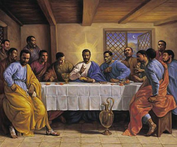 the last supper comparison essay The longstanding question of whether the last supper was a passover meal may be i close my essay by claiming that in comparison with this the anomaly.