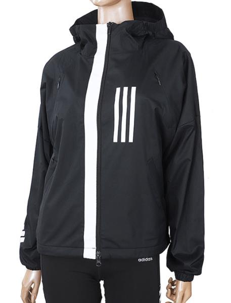adidas fleece windbreaker