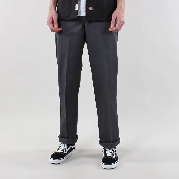 How do Dickies 874 Work Pants in Charcoal fit  Check our fit guide here   e73f170198b