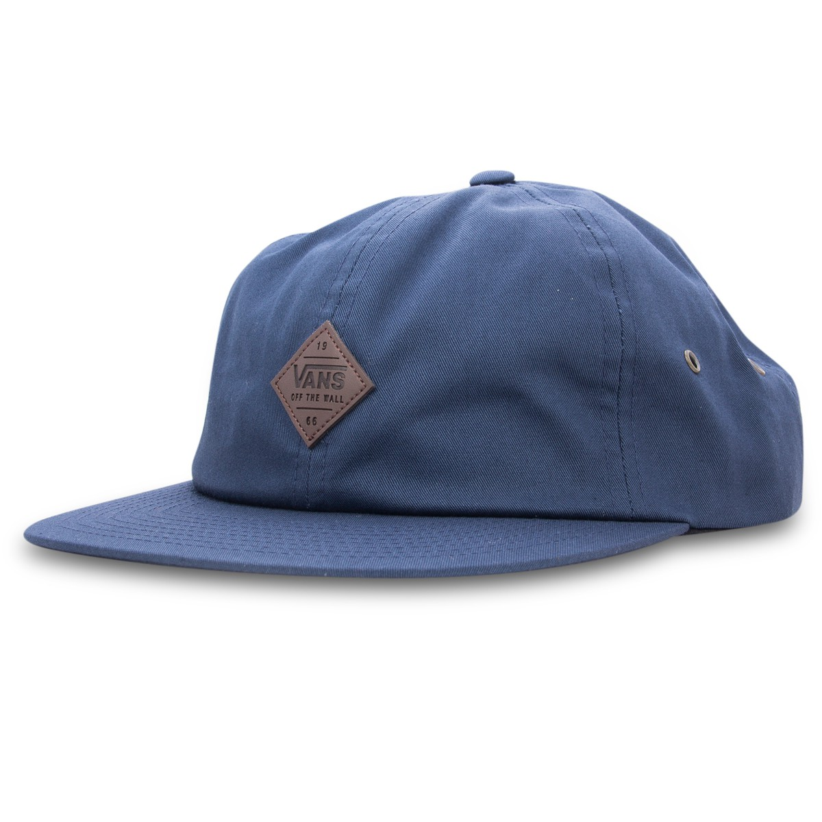 Vans Cap Nesbitt Jockey Dress Blues Unstructured Strapback Skateboard Hat FREE POST