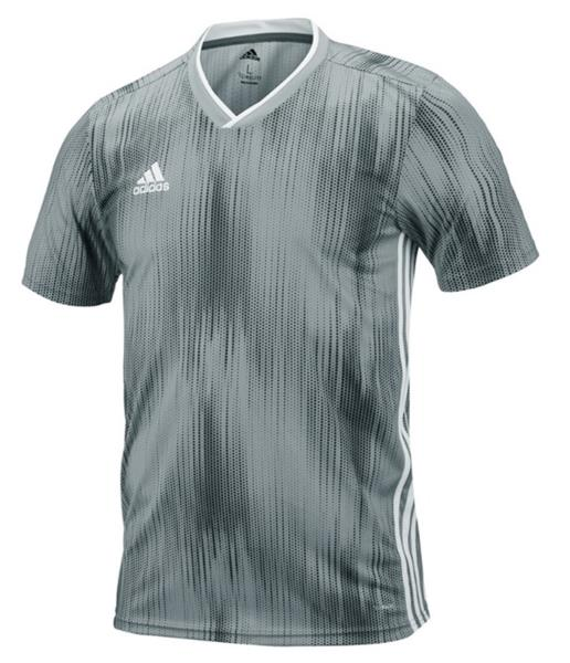 Top Gray Training Casual Men T Dp3535 Adidas Jersey 19 Shirt Tiro Shirts Details About Soccer ULzVqpGMS