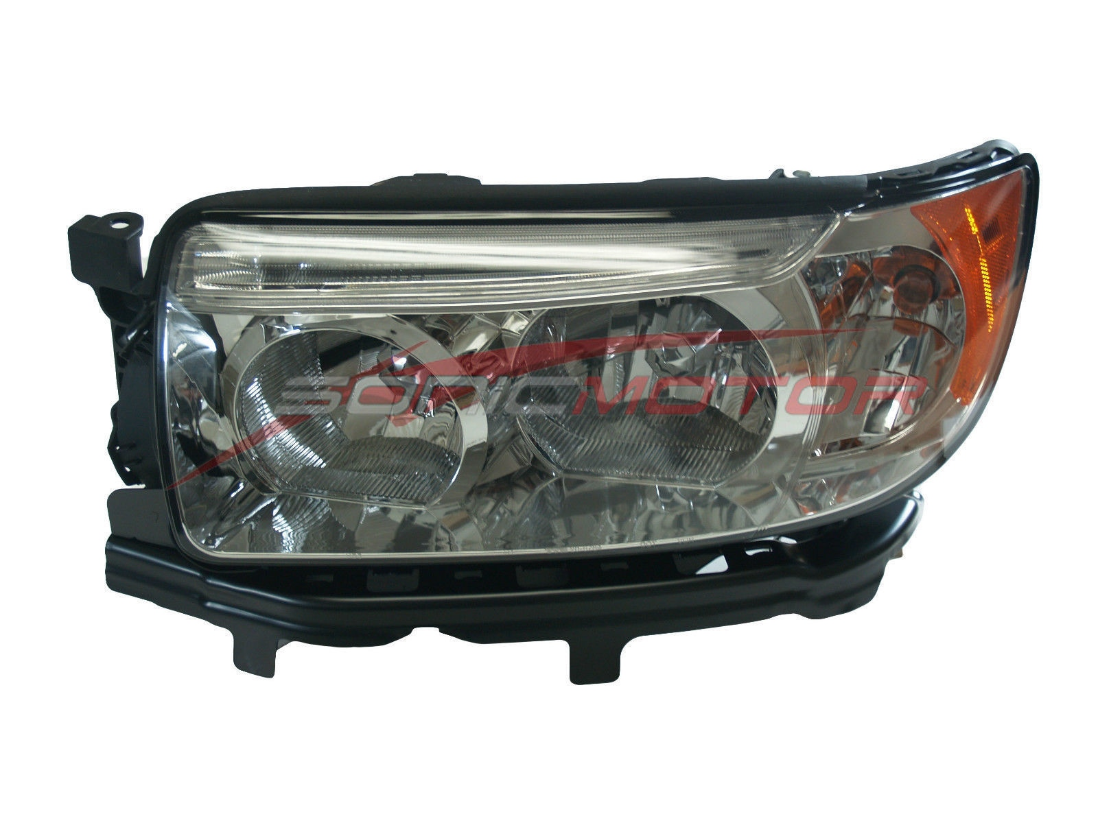 how to change subaru forester headlight bulb
