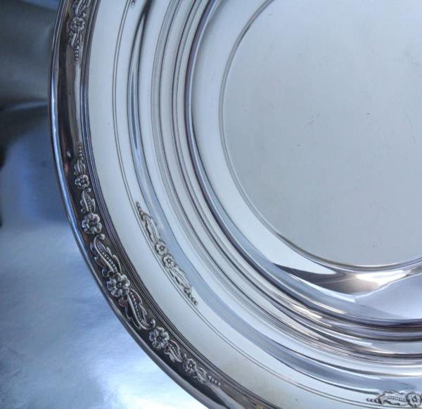Details about International Courtship Sterling Silver Bowl Large 10
