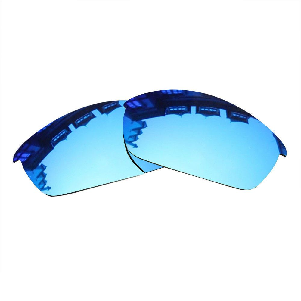 8fc33cb40c Oakley Flak Jacket Replacement Polarized Mirrored Lenses Sunglasses ...
