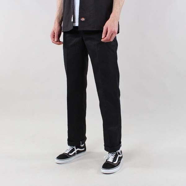 ... 9af14 518e2 How do Dickies 873 Work Pants Fit in Black Check our  Dickies Fit Guide ... 9d5bb3af7