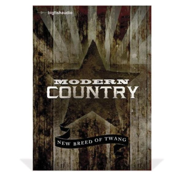 Details about New Big Fish Audio Modern Country Loops Sounds Kits Samples  Kontakt 4 5 WIN MAC