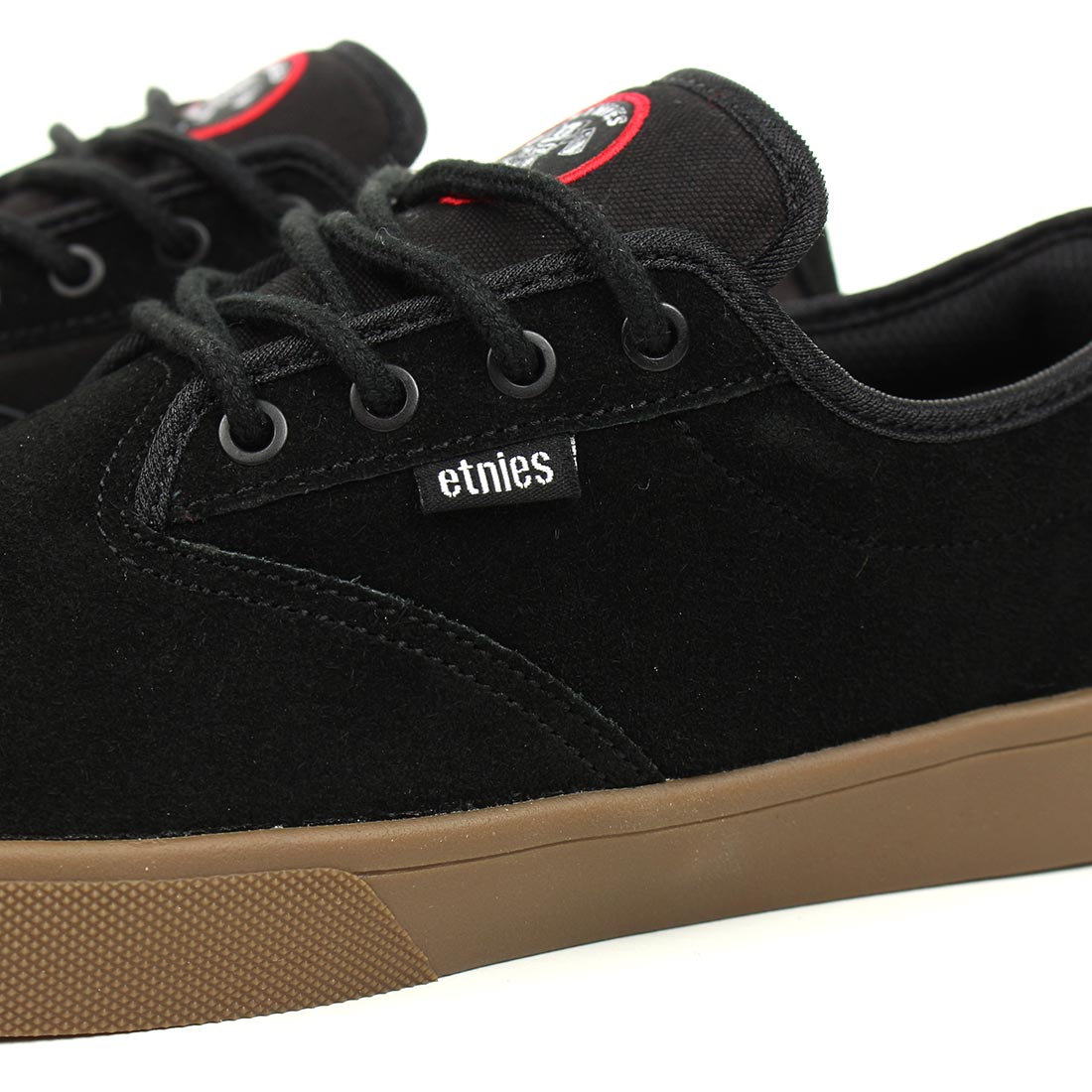 Etnies Shoes Jameson SL x FLiP Black Gum Matt Berger RRP 99 Skateboard Sneakers
