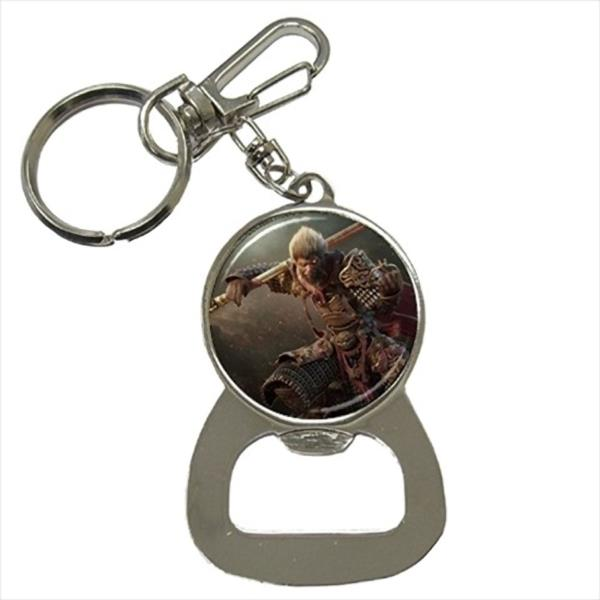 Brand New Monkey King Chinese Mythology Bottle Opener Keychain or Coaster  Set. Choose one or get both! af72f0af5