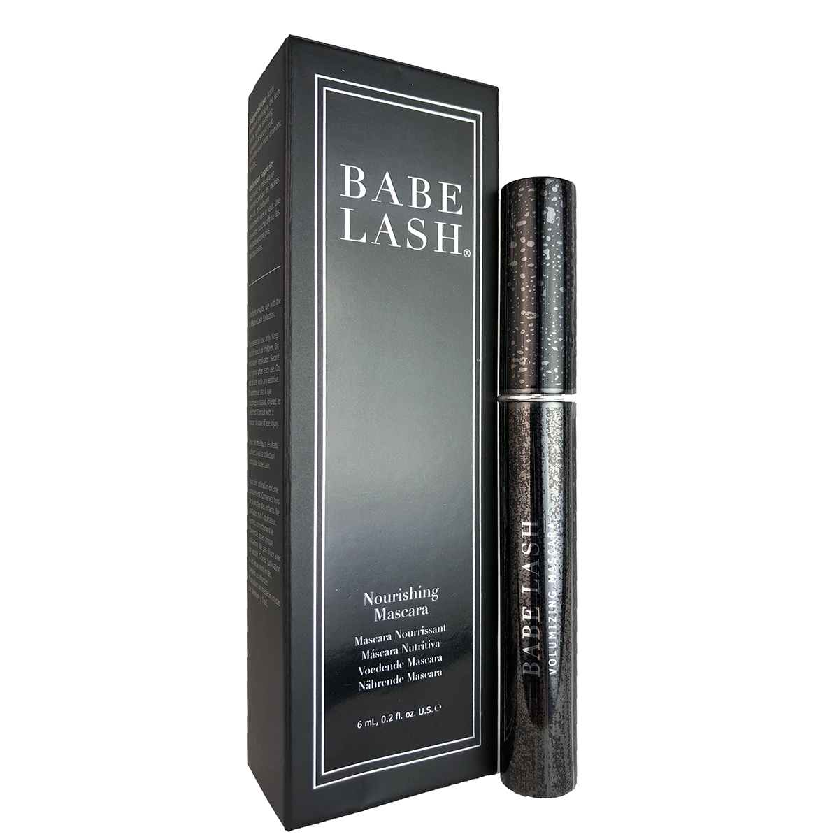 c2f040323be Babe Lash 6 ml Volumizing Eyelash Mascara Jet Black 799493581027 | eBay