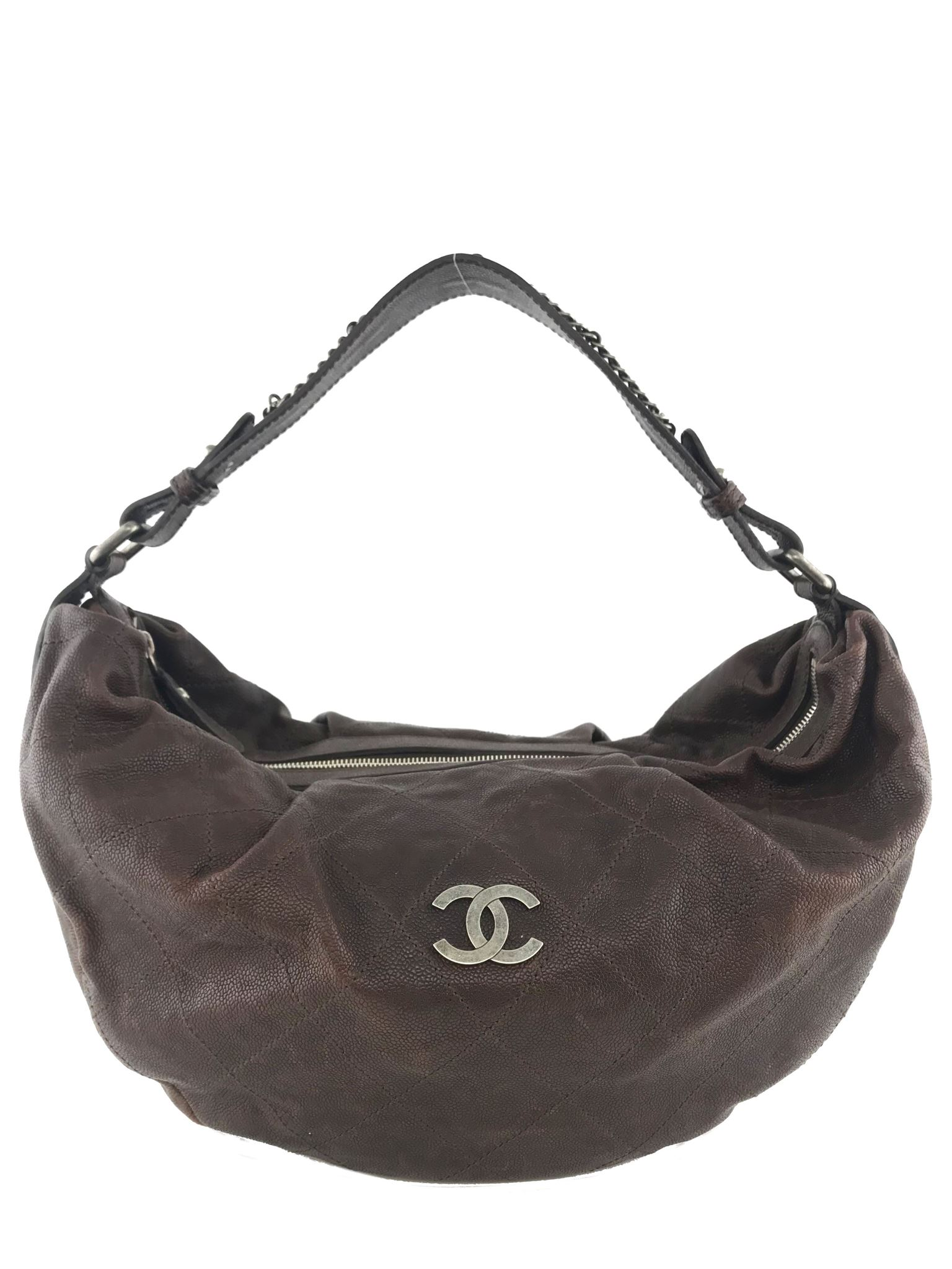 bfab3d0f702590 Chanel Caviar Leather Outdoor Ligne Hobo. Liquid error: Index was out of  range. Must be non-negative and less than the size of the collection.