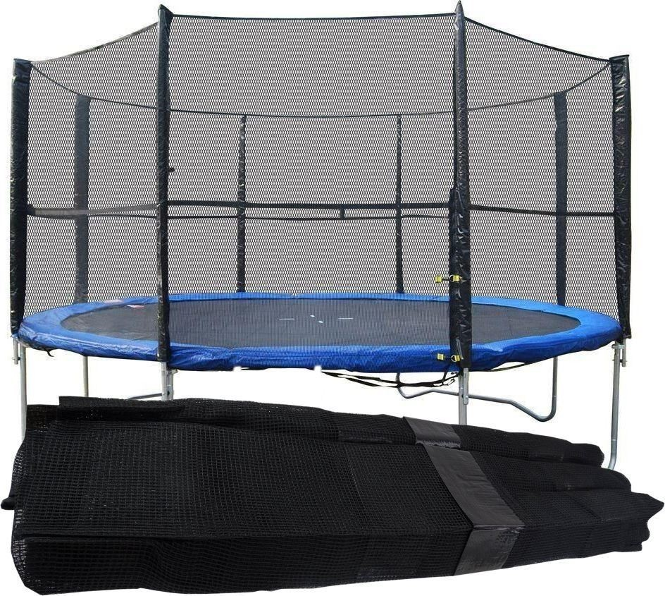 8Ft 10Ft 12Ft 14Ft Replacement 6 8 Pole Trampoline Safety