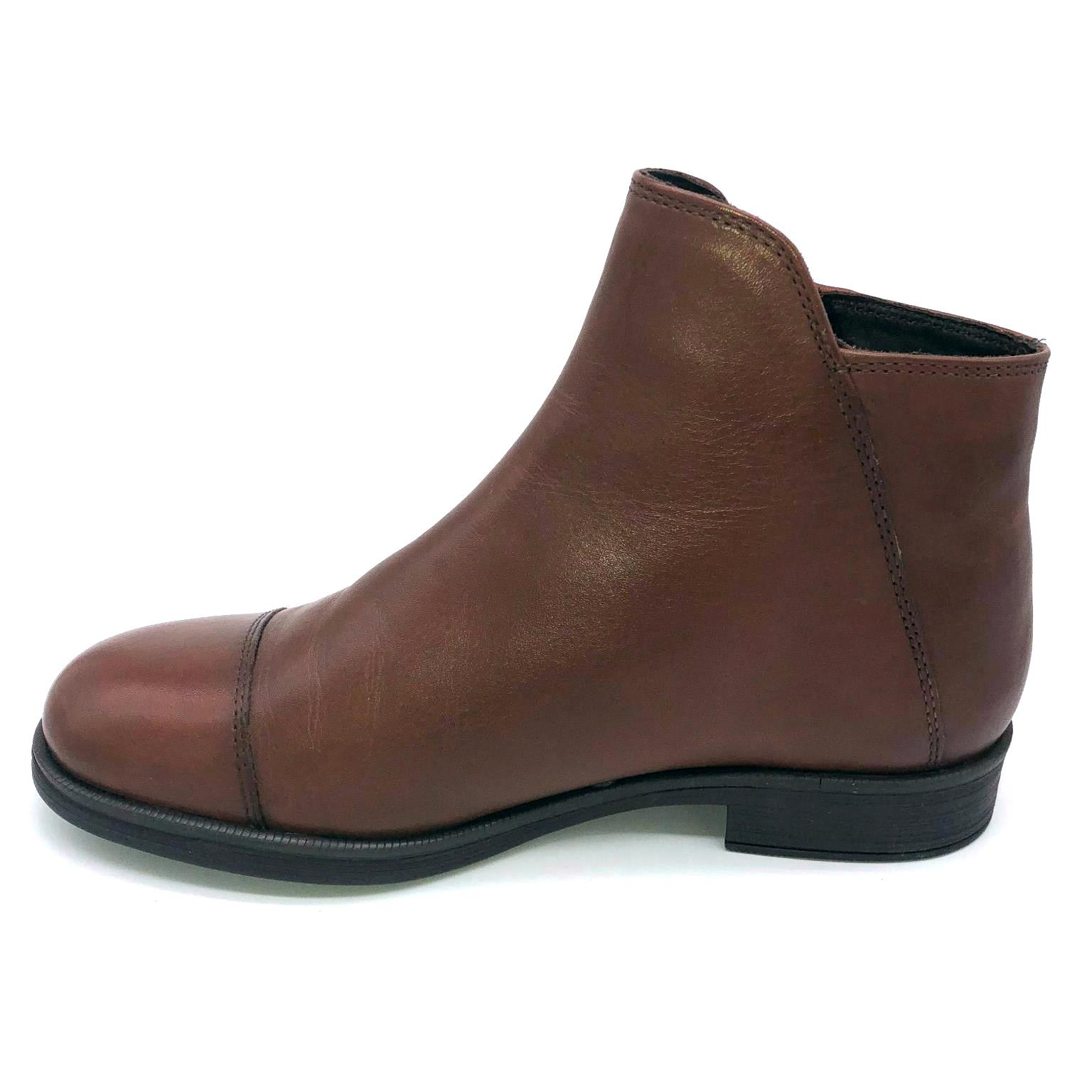 e1c20fdc5e2c6 Details about Geox Girls' Junior Agata C Ankle Boots Tobacco (Brown) 60%  OFF RRP