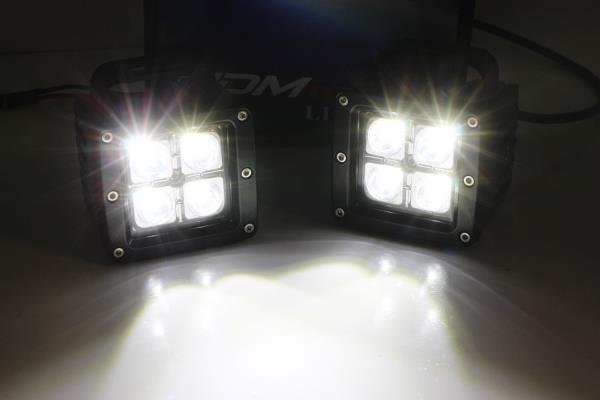 72w Led Pod Lights W Above 3rd Brake Bracket Wiring For 0717 Jeep. Give Your Jeep Wrangler Extra Lighting On The Back Functioning As Backup Reverse Lights Rear Se Ing Etc. Wiring. Jk Led Tail Reverse Lights With Wiring Harnesses Kit At Eloancard.info