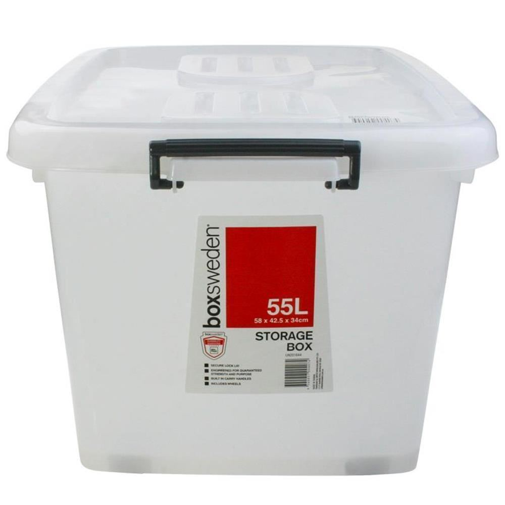 storage boxes bins with colored lids tubs drawers box plastic totes baskets tub
