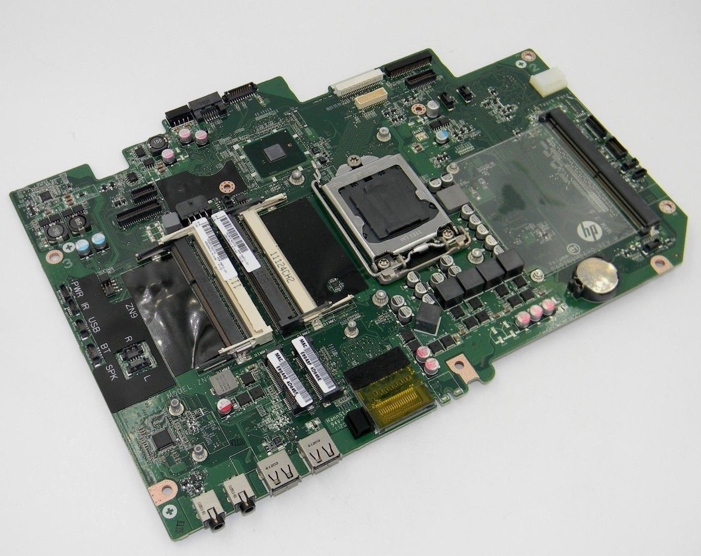 Details about HP 648512-001 DA0ZN9MB6H0 Motherboard for Touch Smart 610  SERIES PC