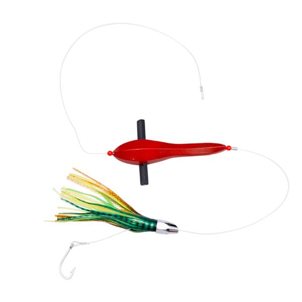 OUT-ROVER PORT /& STARBOARD Outrigger /& Teaser Fishing Lure