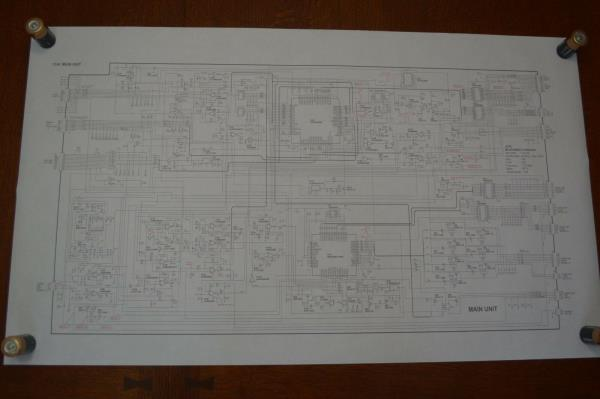 Details about Icom IC-PW1 Service Manual Foldout Diagrams COLOR WITH BLOWN  UP SCHEMATIC