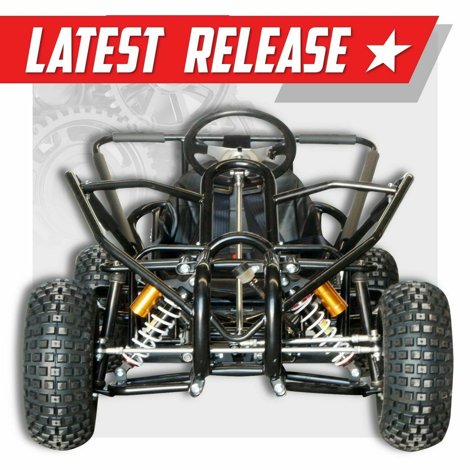 Kids Dune Buggy >> 270cc Ultimate Off Road Go Kart Fa 270xh Extreme Adult