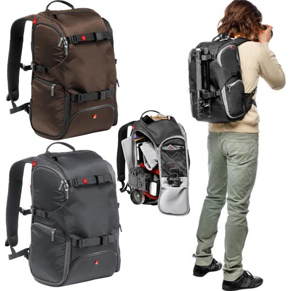 593f8a8a3f Manfrotto Advanced Travel Backpack Outdoor Fits Cameras DSLR Lens ...