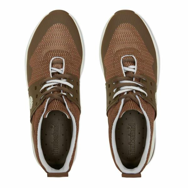 Size Kiri Low Up A1nx1 Details About Timberland Womens Canvas Metallic Sneakers Brown Mesh Yb6gIfyvm7