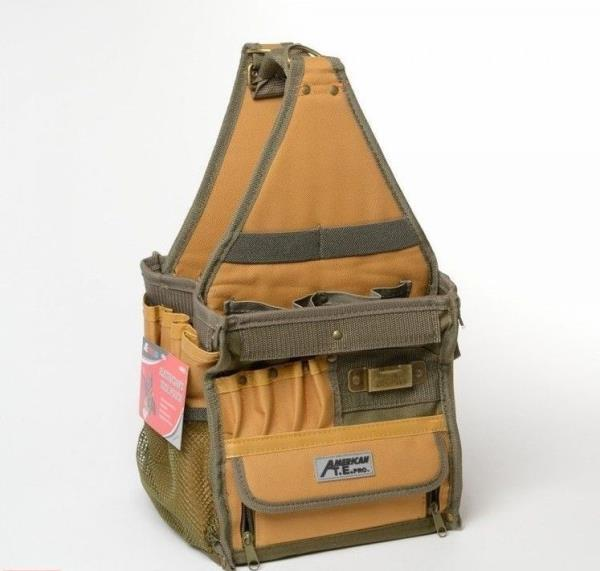 canvas tool pouch heavy duty tool bag storage case for tools