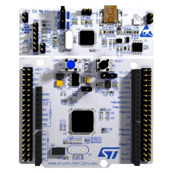 Details about NUCLEO-F446RE STM32F446RET6 Arduino STM32 Nucleo mbed Board  with ST-LINK/V2-1