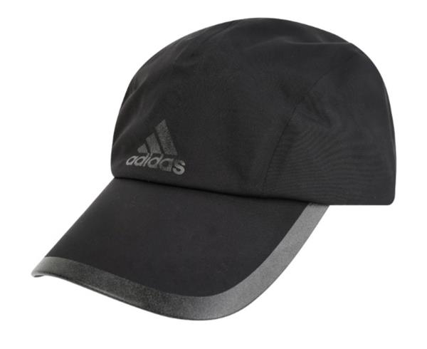 Adidas R96 CP Running Caps Climaproof Hat Adjustable Black OSFM Hats ... e9d90421a