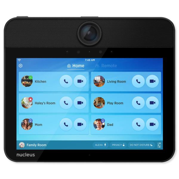 Details about Nucleus Anywhere Smart Intercom HD Video w/ Amazon Alexa  Voice Service Enabled