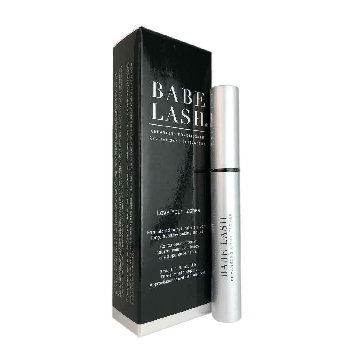7583bdc0a8c Babe Lash 3 ml Enhancing Eyelash Conditioner 704129539990 | eBay