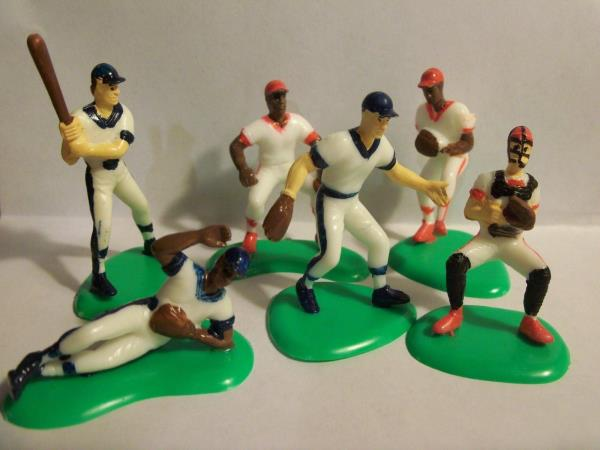Details about Baseball Cake Kit Decoration Team Professional Little League  Game Sports