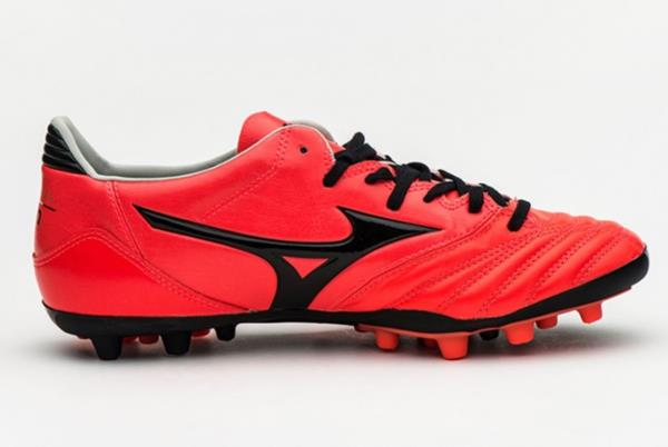 newest 0f0e0 f651f Details about Mizuno Men Morelia Neo KL AG Cleats Soccer Football Red Shoes  Spike P1GA175761