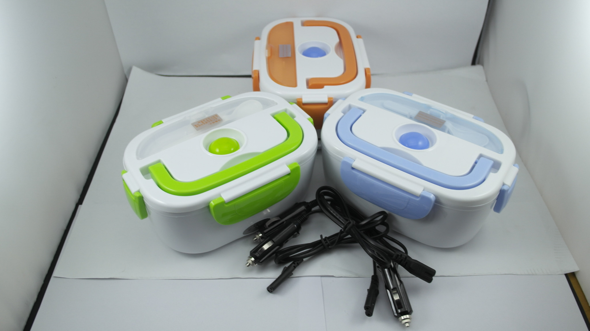 Portable Heating Insulation Boxes Stainless Steel car Vehicle Electric Cooker