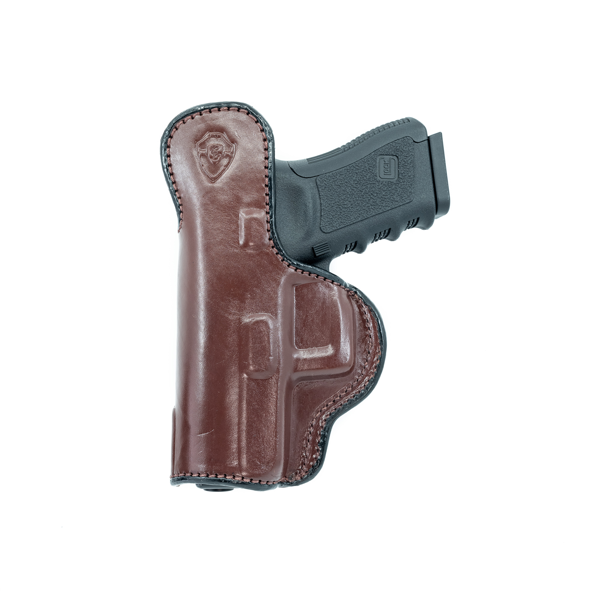 Details about GUN HOLSTER FOR FN FNX-9, FNX-40 & FNP-45  IWB LEATHER  HOLSTER CONCEAL CARRY