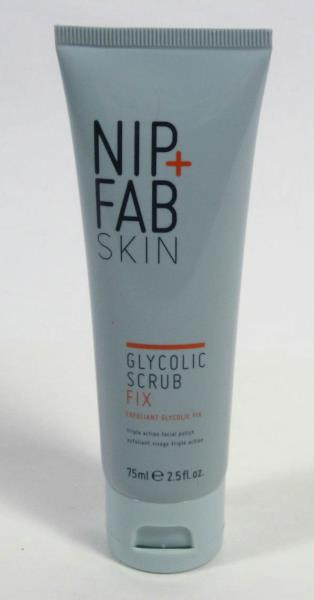 Nip+Fab - Glycolic Scrub Fix - 2.5 oz. [PACK-age KOREA] FLOAT Mask Bundle SET (Facial Mask+Feet Pack+Nose Pack Total 17ea) Hapooooom Collaboration By PACKage KOREA