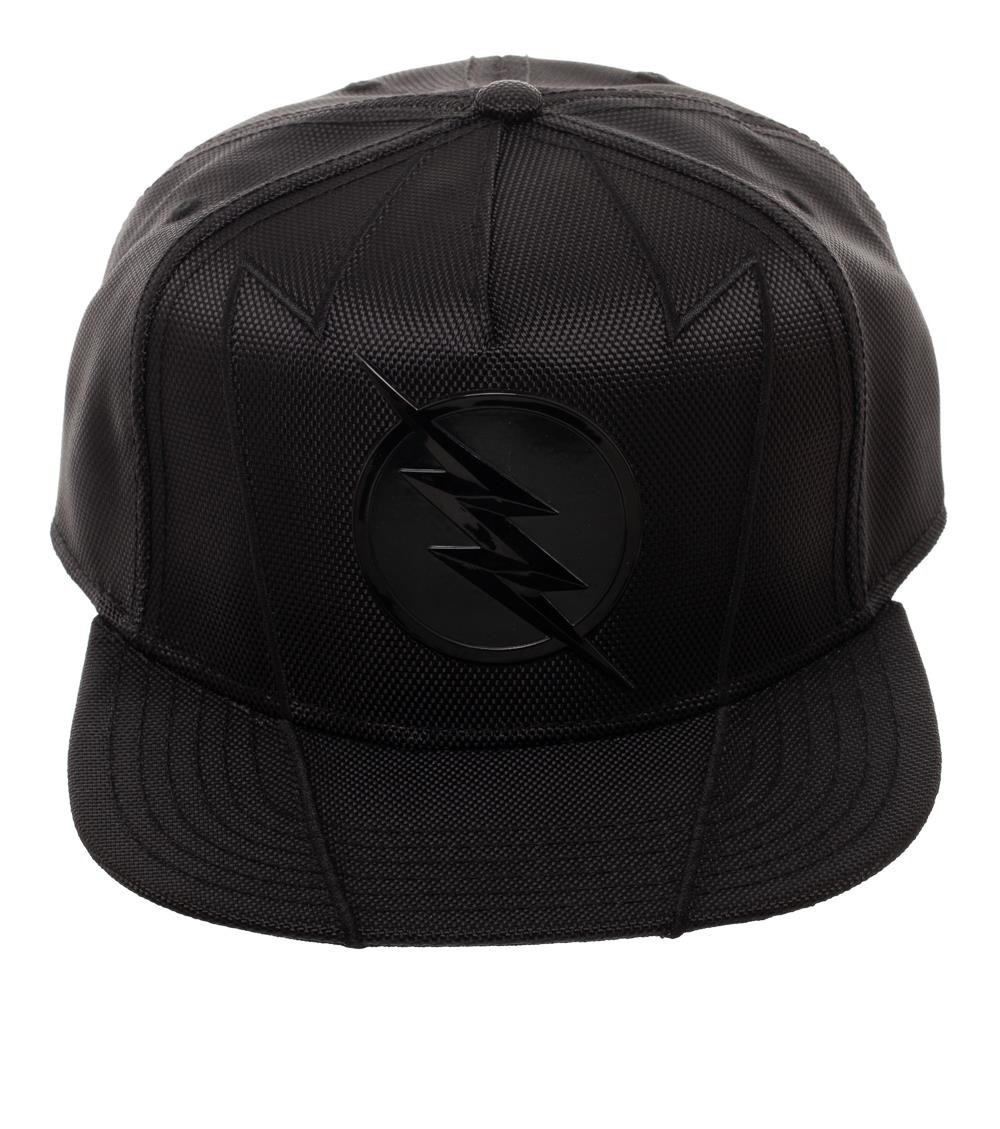 The Flash Zoom DC Comics Chrome Weld Logo Snapback Hat  ee18f28f730