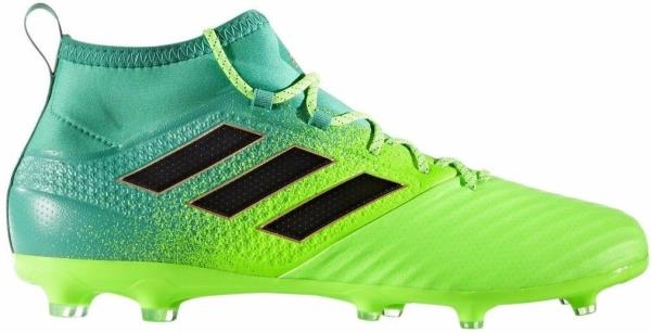 BB5968  Mens Adidas ACE 17.2 Primemesh Firm Ground Soccer Cleats - Green  Black 71c65d247ccf2