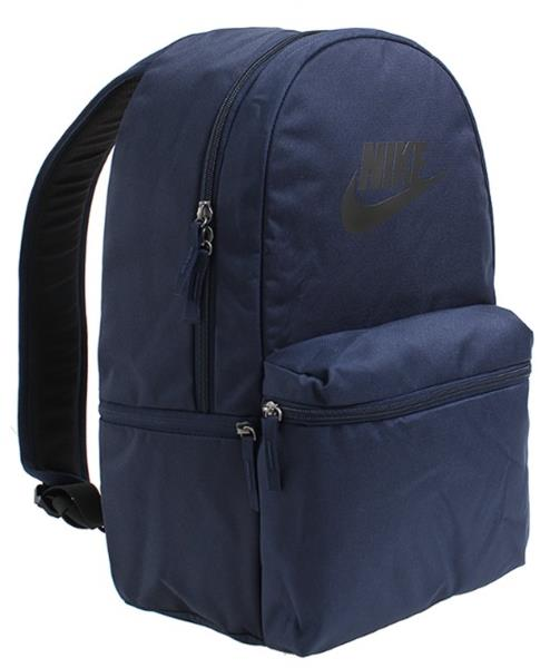 a1df7e299e916 Nike HERITAGE Backpack Bags Sports Black Navy Gray Unisex Casual Bag ...