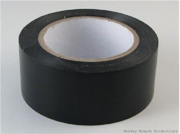 Black Vinyl Dance Floor Tape In X Yds Marley Rosco EBay - How to clean marley floor