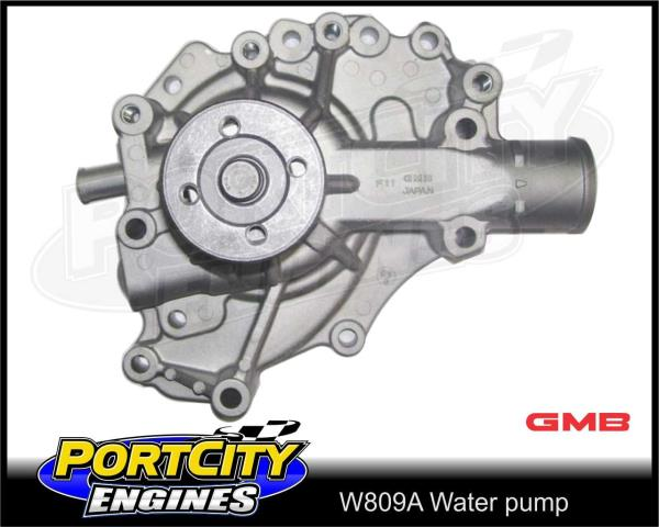 New Replacement GMB Engine Water Pump Fits 87-96 Ford Bronco 5.0L-V8