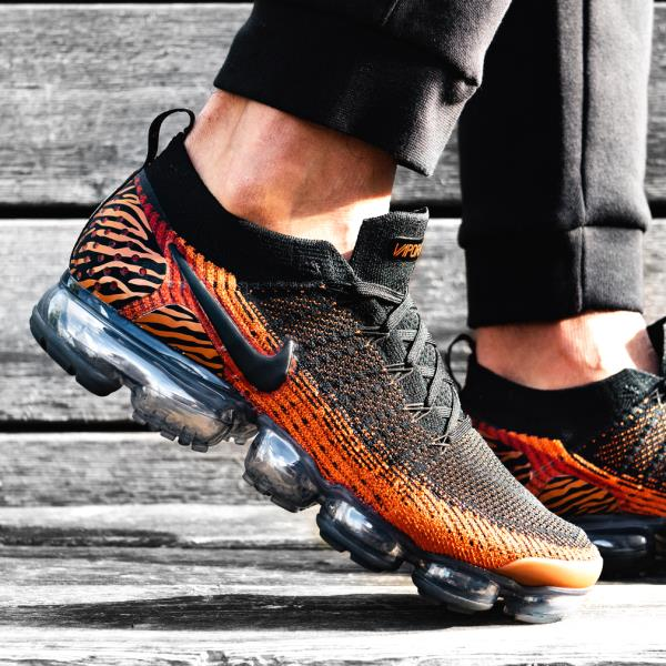 the best attitude 0ba1a a68a4 Details about Nike air vapormax flyknit 2.0 Tiger orange Sz 7-13 Mens Shoes  jordan AV7973-800